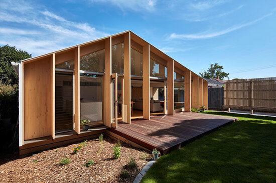 *박공 주택 리모델링 [ Warc Studio ] extension for a 1960's house in Melbourne