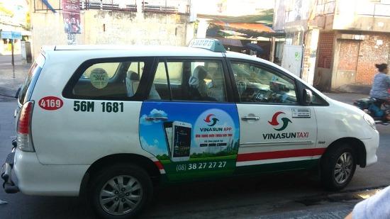베트남 호치민에서 안전하게 택시타는 법