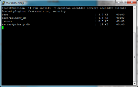 Openldap 설치 방법(Linux)