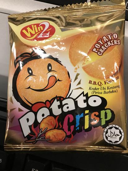 포테이토 크리스프 과자 Potato Crisp