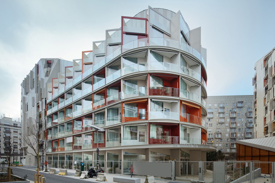 *복합기능에 대한 스마트한 솔루션-[ Atelier Du Pont ] Nursing Home
