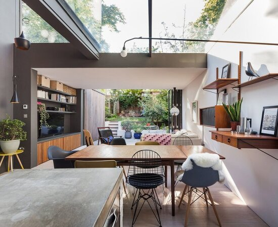 *건축가 본인을 위한 주택 리노베이션-[ Henri Bredenkamp ] family home
