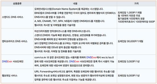 [추천] 유료화를 환영받는 서비스, DNSEVER!