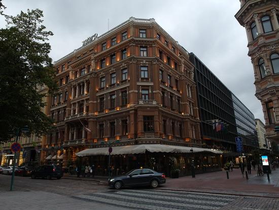 핀란드 최고의 spg 호텔 hotel kamp