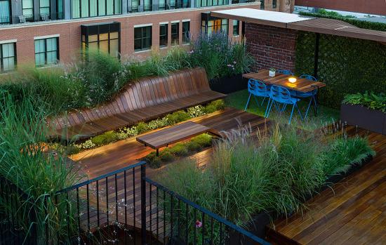 *옥상정원 디자인 [ J.Roc Design ] Rooftop Deck