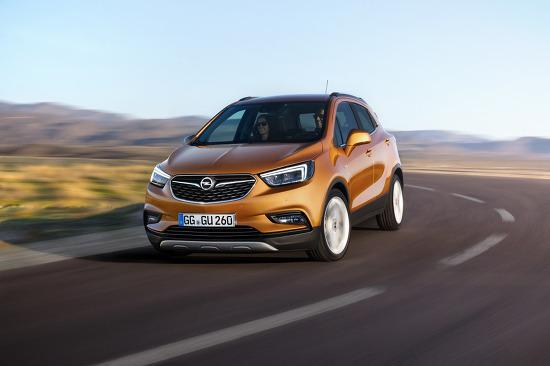 2016 오펠 모카 X(Opel Mokka X) 풀 사이즈 사진들 추가