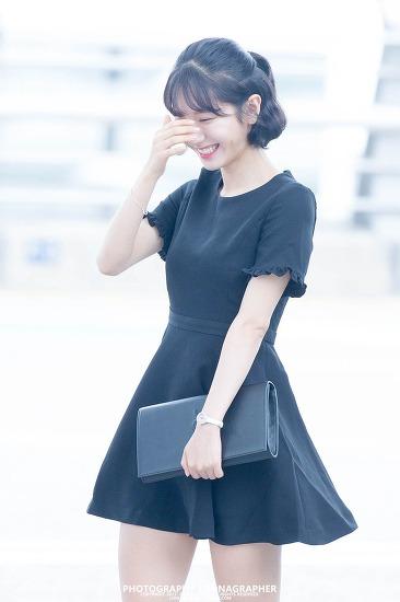 [직찍] 170819 인천국제공항 출국 우주소녀 보나