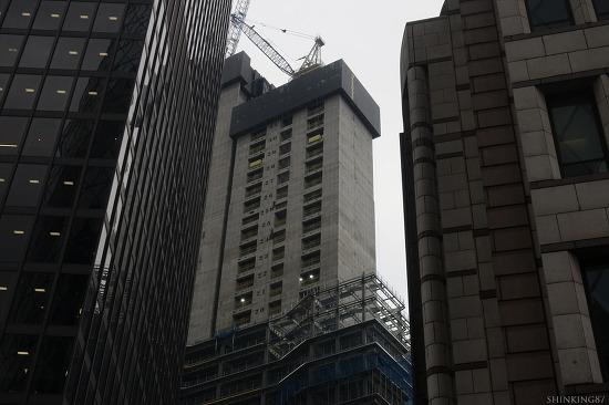 2017 런던: 마천루의 도시/ City of Skyscraper, London