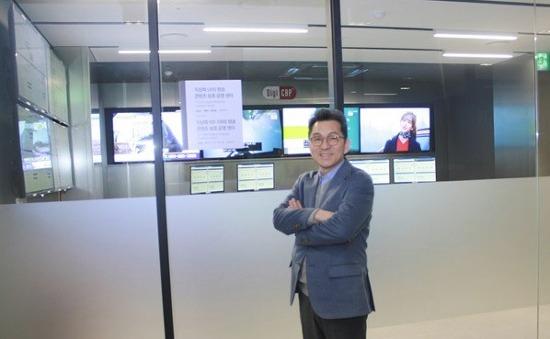 [기사]차세대 방송기술 기업 디지캡 한승우 대표