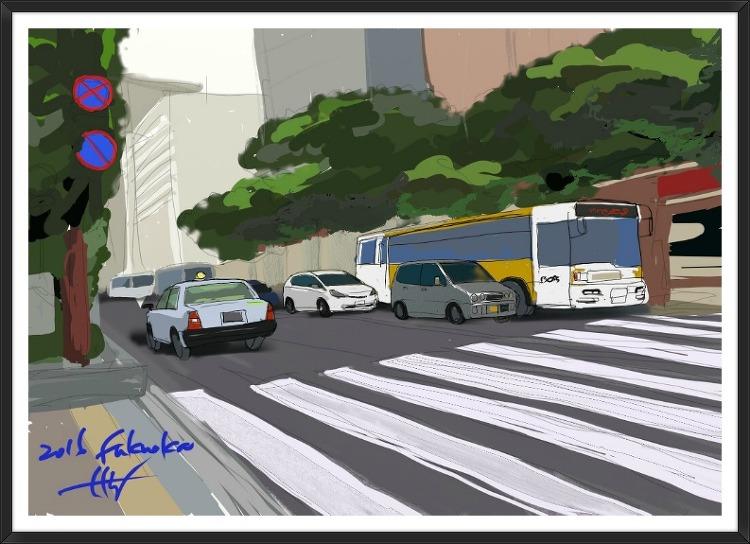 벙어리 아빠와 용감한 아들의  Fukuoka 여행기 - Part4 (마지막날)