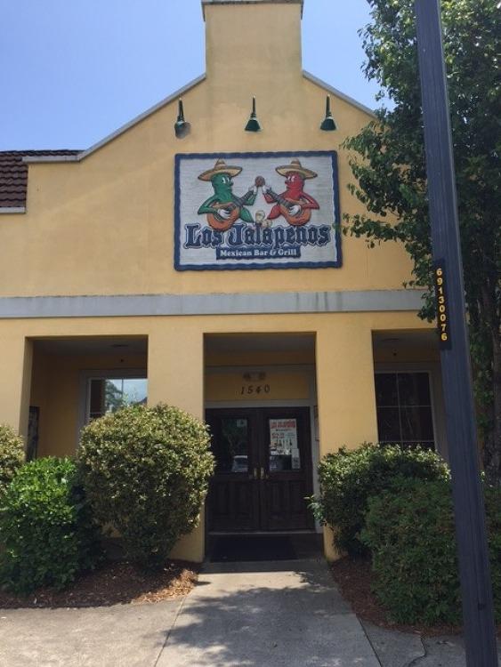 힐튼헤드 멕시칸 레스토랑- LOS JALAPENOS
