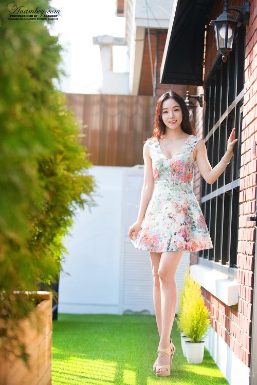 Model 김지원