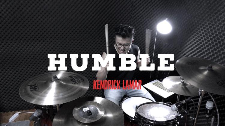 Kendrick Lamar(켄드릭라마) - Humble(험블)..
