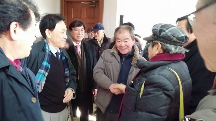 [한겨레]'비전향 장기수' 장의균, 30년 만의 재심 '무죄'