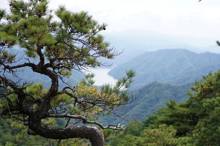 춘천 오봉산 산행 171005