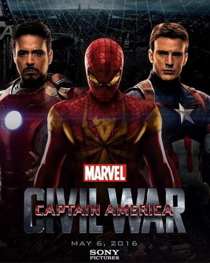 캡틴 아메리카 3 시빌워 - 전 마블에 한표입니..