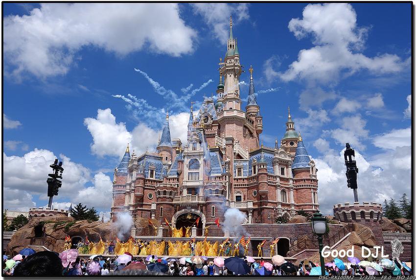 두 형제의 중국 여행기 - 30. 디즈니랜드로 시작하는 상해여행. (중국 - 상하이)