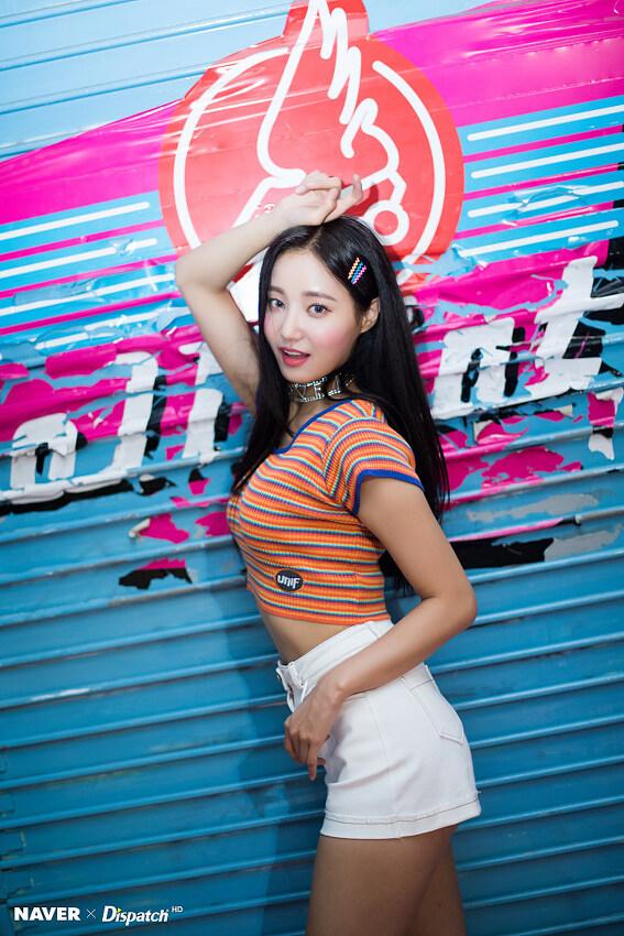모모랜드 baam 연우 움짤 Momoland Yeonwoo