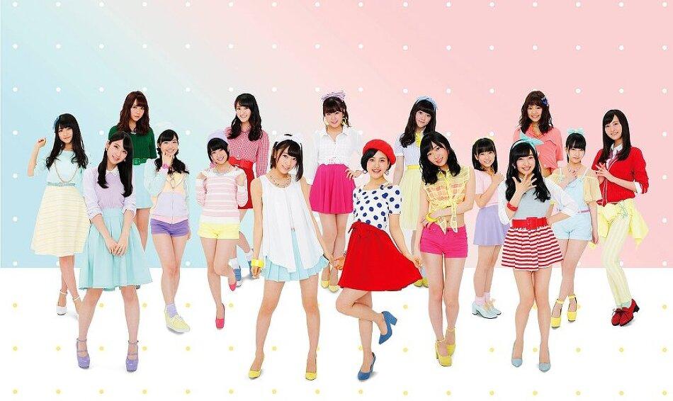 HKT48 (에이치케이티48) - 微笑みポップコーン (미소 팝콘) [5th Single] MV
