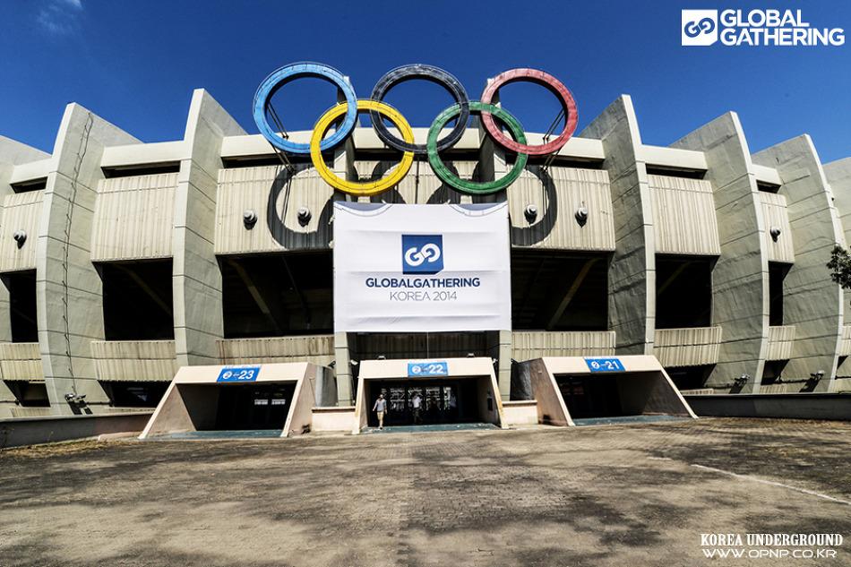 [Jamsil Stadium] Global Gathering Korea 2014