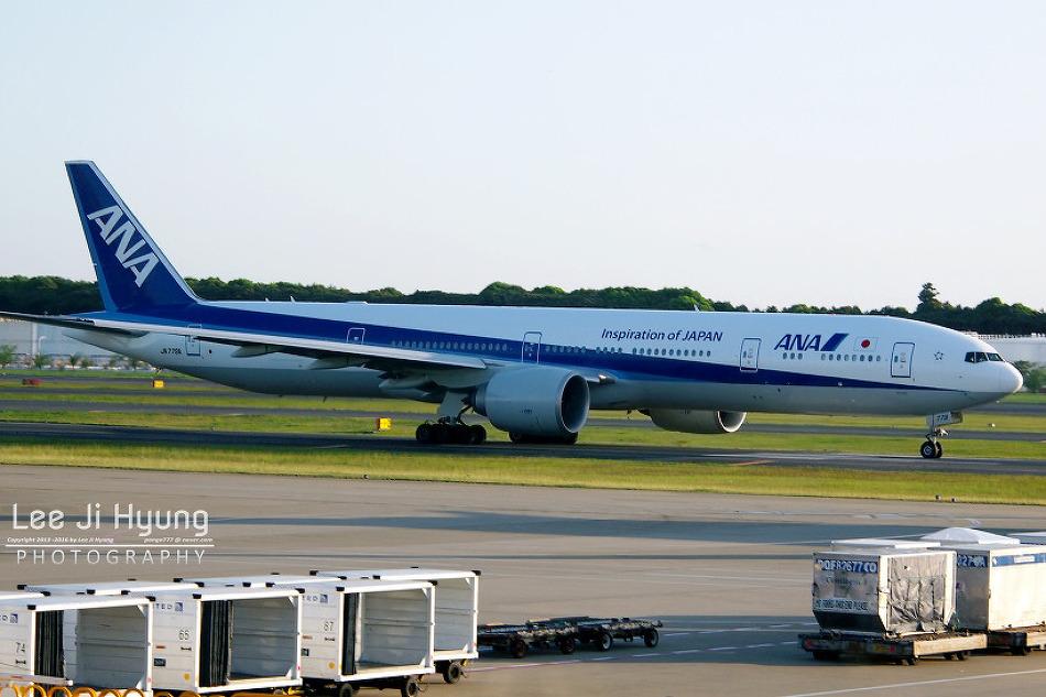 All Nippon Airways B777-300ER
