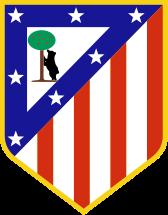 Atlético Madrid emblem(crest)