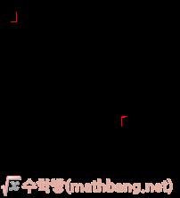 대각선의 길이 구하기 - 정사각형