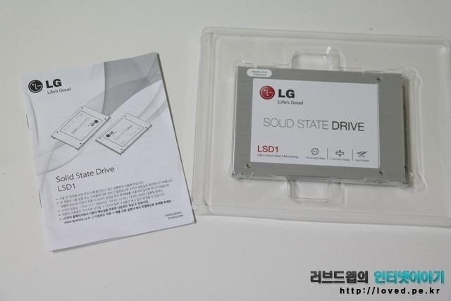 LSD1 128GB 구성품
