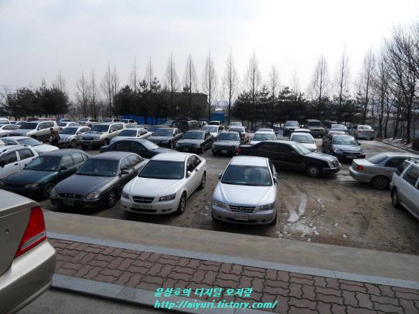 경기지역대학주차장