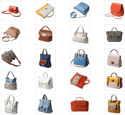 Korean handbags