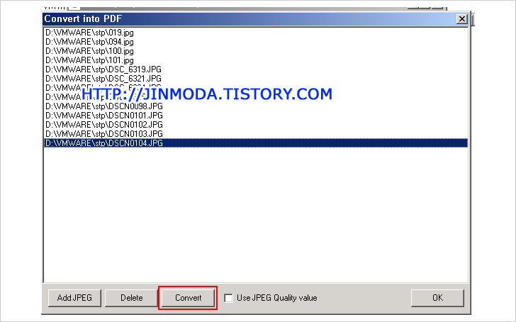 how to convert jpg to pdf windows fax and scan