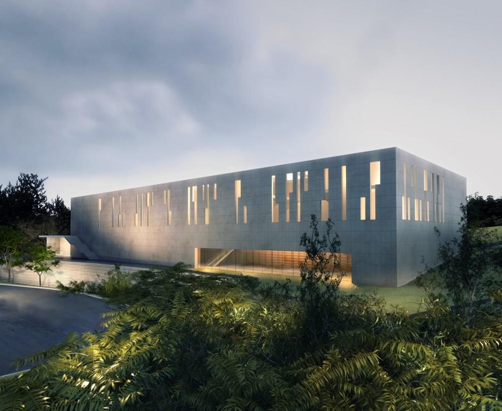 *아카데미 스튜디오 [ Chyutin Architects ] Academy of Advanced ...