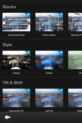 Adobe Photoshop Express 2.5 Features