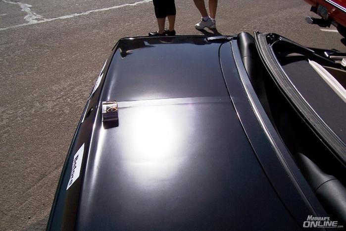 Rustoleum Roll On Paint Job Car