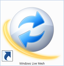 Windows Live Mesh © Microsoft