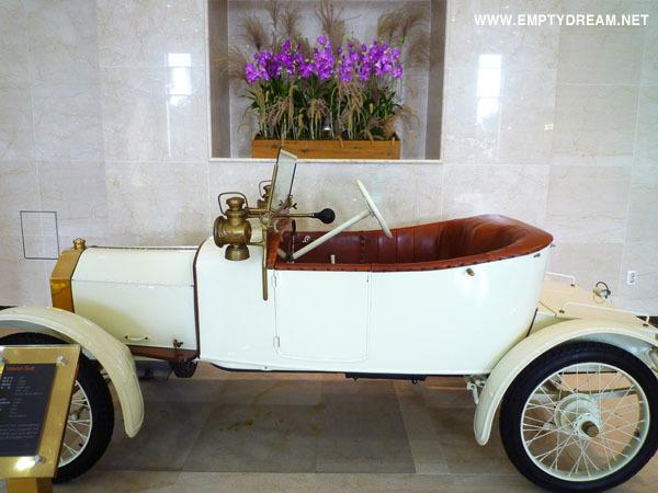 세계자동차제주박물관, Veteran Swift