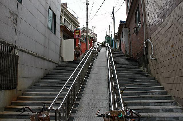 목포가볼만한곳, 목포여행, 통영동 피랑마을, 동명동 77계단19