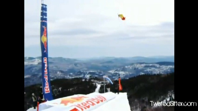10위 스키 점프