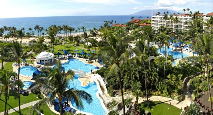 Westin Maui Resort Spa On Kaanapali Beach