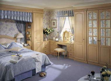 침실은 변화의 가능성이 무한한 공간이다.