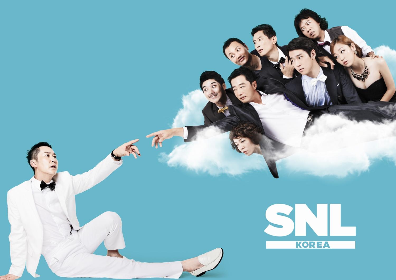 tvN <SNL코리아>가 첫 생방송