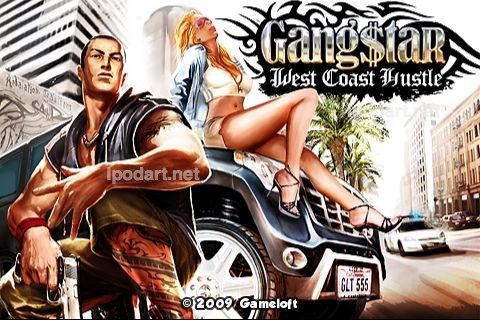 GTA 게임 갱스터-Gangstar-
