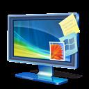 Windows Sidebar icon (c) Microsoft