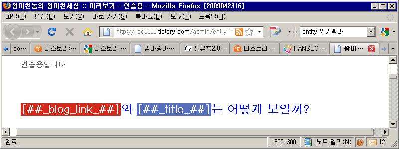 파이어폭스 화면