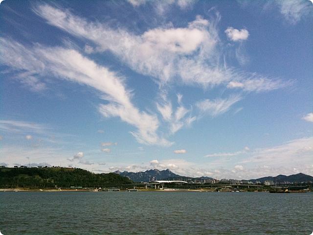 하늘공원, 상암경기장