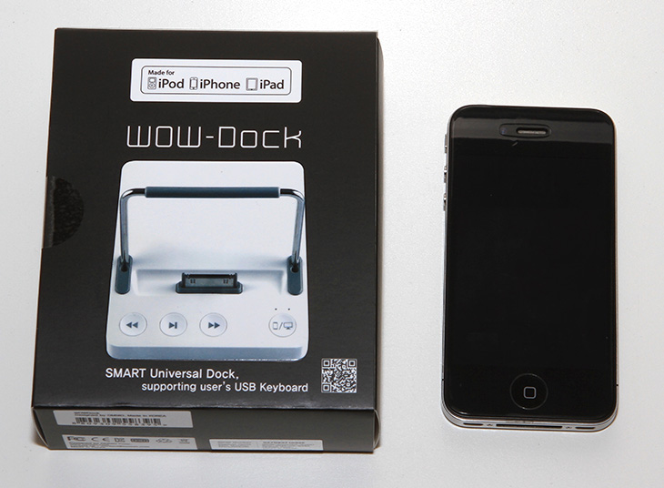 와우독, IT, 제품, 리뷰, 사용기, 후기, 아이폰, 아이패드, 키보드, 기계식 키보드, wowdock,아이폰과 아이패드 키보드를 사용함에 있어서 고정된 장소에서 보통 사용한다면 기존의 키보드를 대신 사용할 수 없을까 하는 고민에 빠집니다. 이런 고민을 해결 시켜주는것이 옴니오 와우독 입니다. 독 형태로 된 것에 아이폰이나 아이패드를 거치 시킨 뒤 기존에 쓰고 있던 키보드를 연결 시키면 윈도우용으로 쓰던 키보드를 그대로 사용이 가능 합니다. 별도로 키보드를 구매할 필요가 없어�