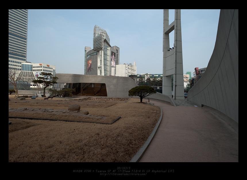 20120213 동대문 역사문화공원