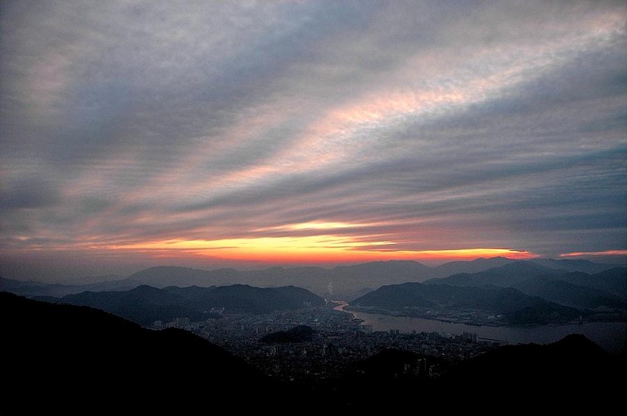 일출풍경사진