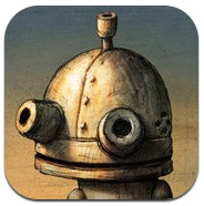 아이패드 2 ipad 퍼즐 어드벤처 게임 Machinarium