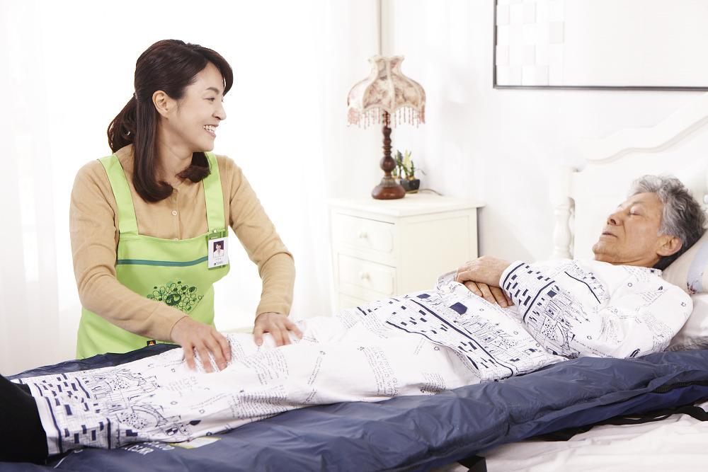 방문요양, 요양보호사, 노인복지, 그린케어, 김성환1